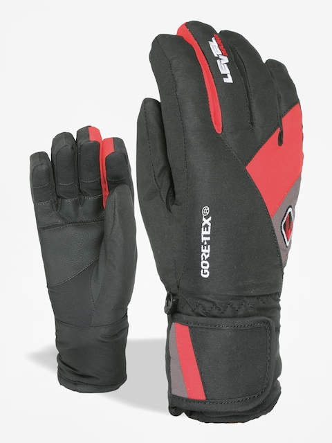 Level Gloves Force Jr Gore Tex (red)