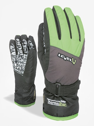 Level Gloves Junior (green)
