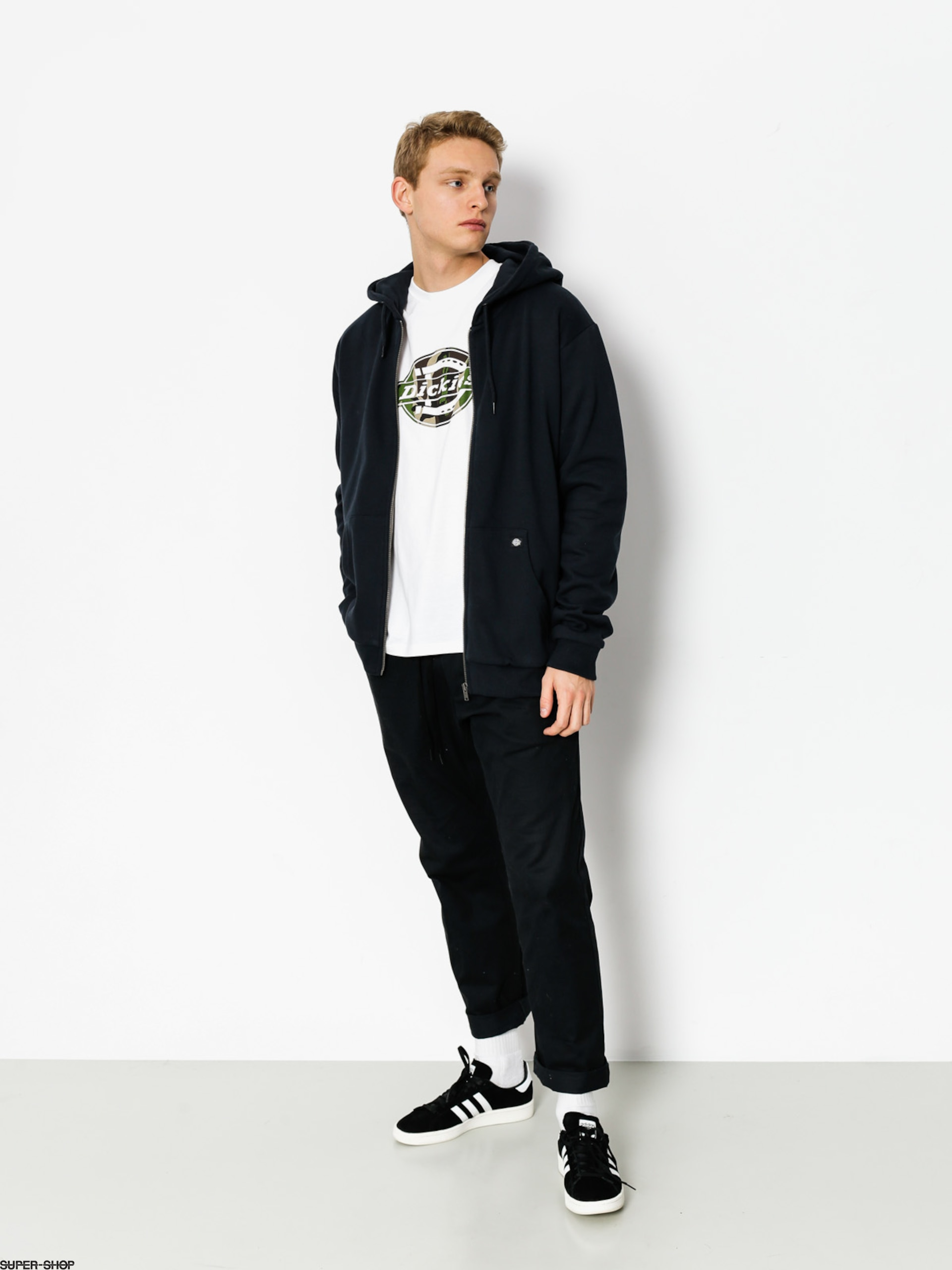Dickies Hoody Kingsley ZHD (dark navy)