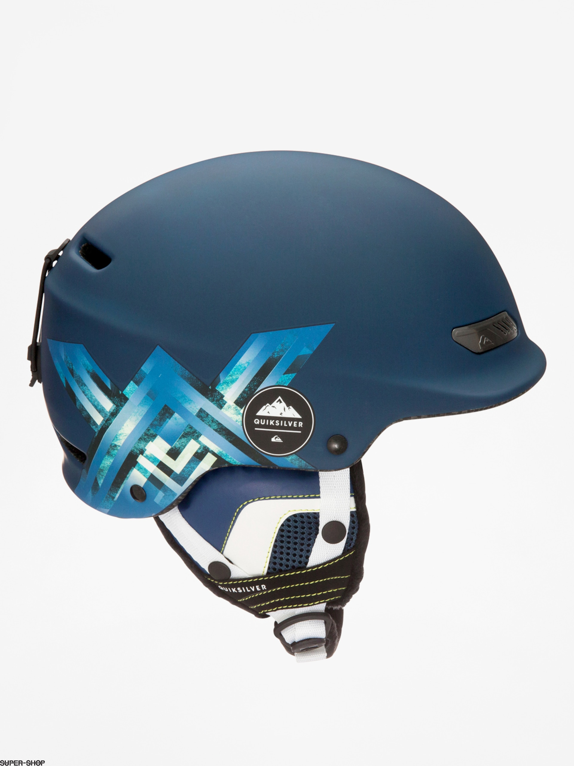 Quiksilver Helm Wildcat (estate blue)
