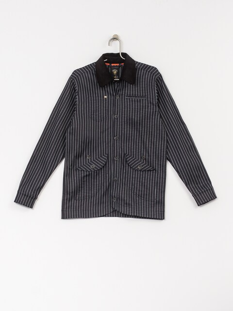 Turbokolor Shirt 306 Ls (navy stripes)