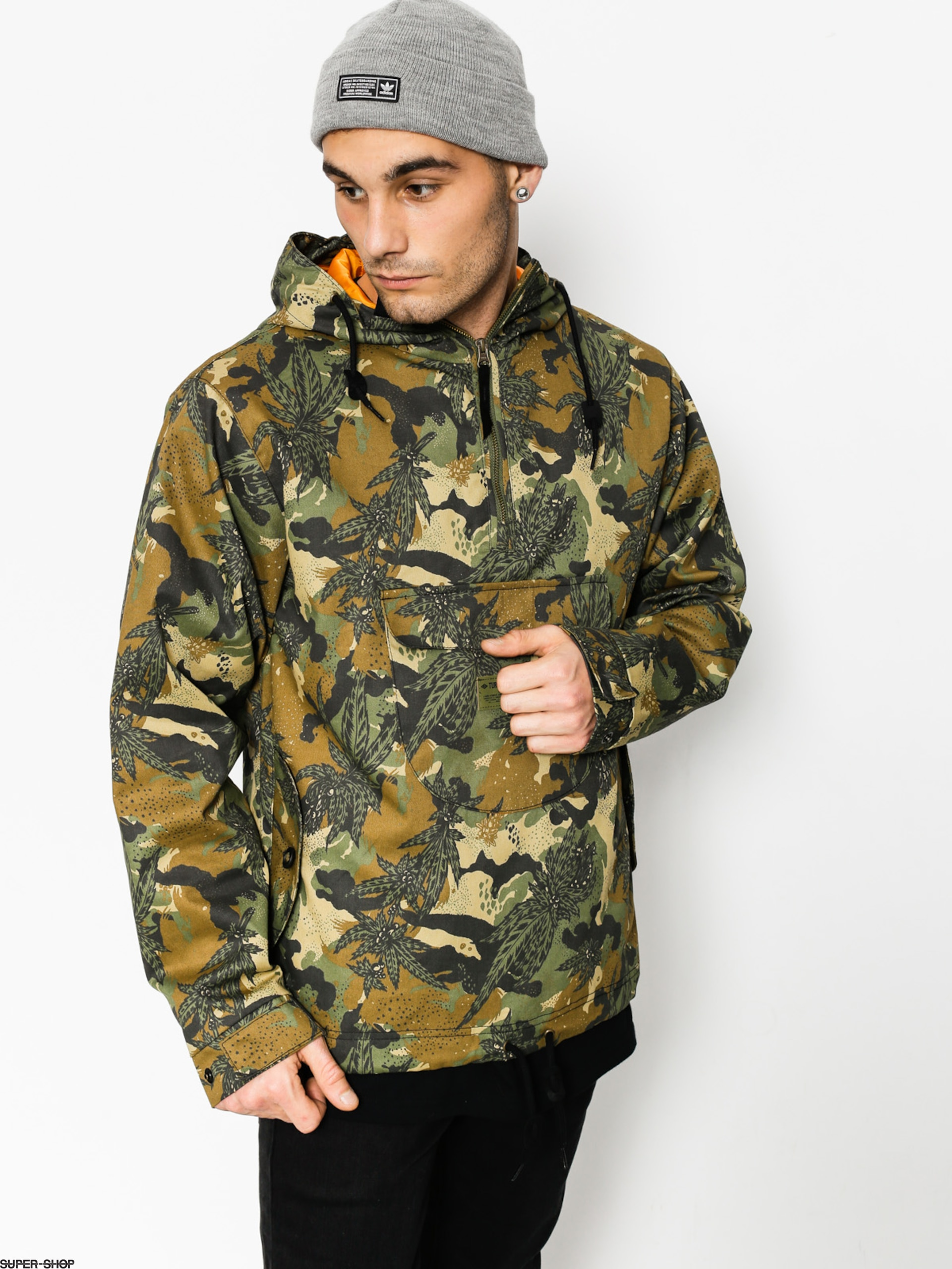 Turbokolor Jacket Freitag (weedland camo)