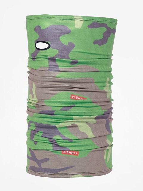 Airhole Bandana Airtube Drylite (woodland camo)