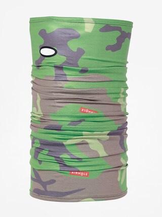 Airhole Neckwarmer Airtube Drylite (woodland camo)