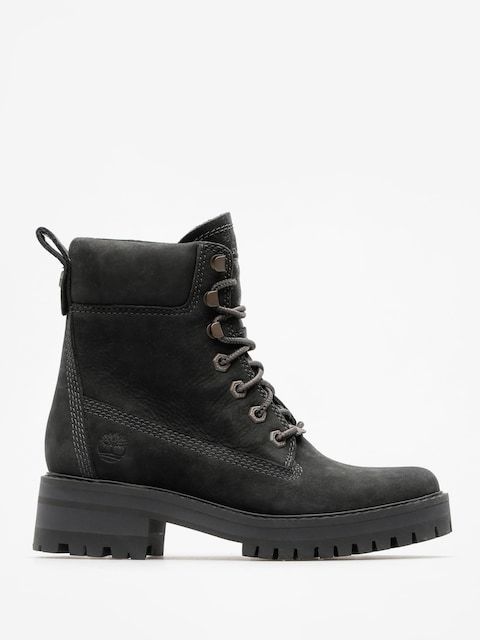 Timberland Shoes Courmayeur Valley Yboot Wmn (black nubuck)