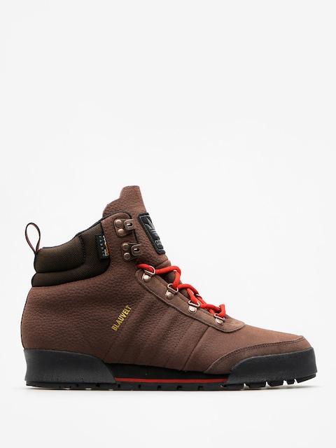 adidas Winter shoes Jake Boot 2.0 (brown/scarle/cblack)