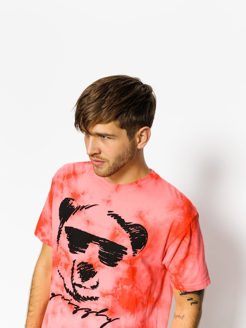 Grizzly Griptape T-shirt Coolin (red)