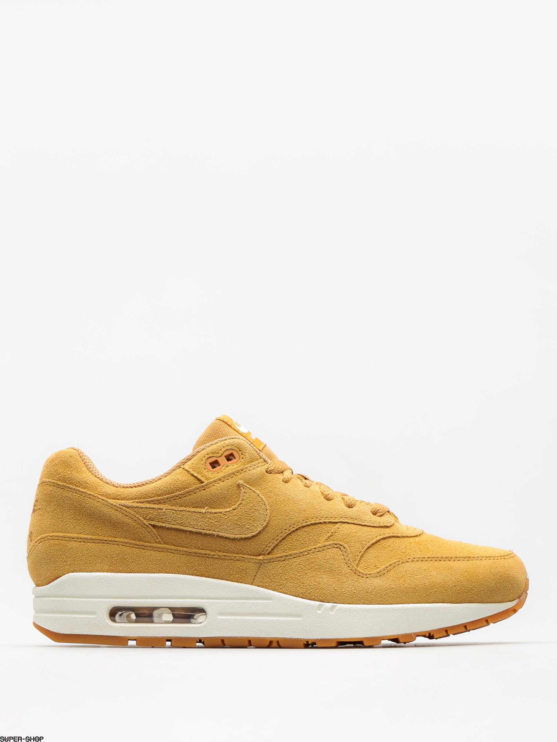 Nike Shoes Air Max 1 (Premium flax/flax sail gum med brown)