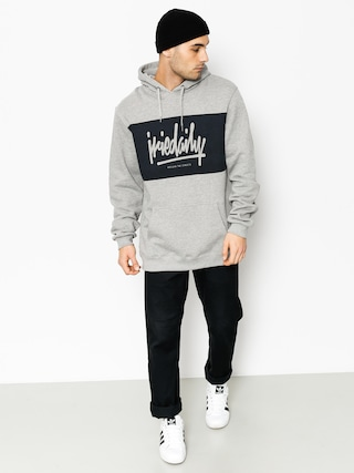 Iriedaily Hoodie Tagg HD (grey mel)