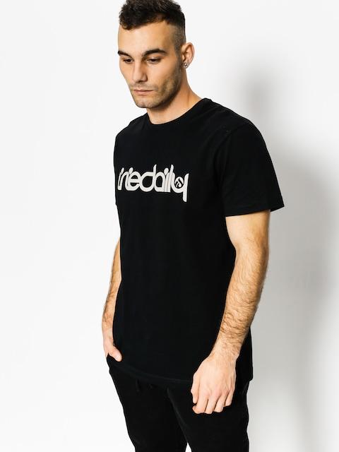 Iriedaily T-shirt No Matter 4 (black white)