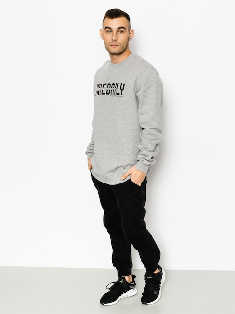 Iriedaily Sweatshirt Shot 2 Pieces Crew (grey mel)
