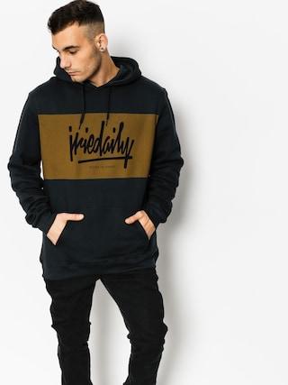 Iriedaily Hoodie Tagg HD (cara black)