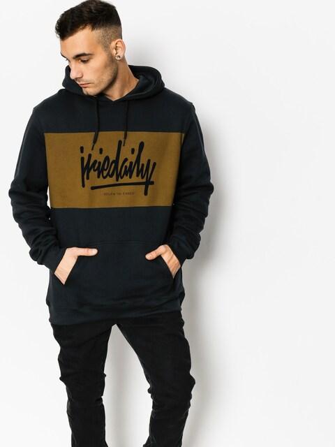 Iriedaily Hoody Tagg HD (cara black)
