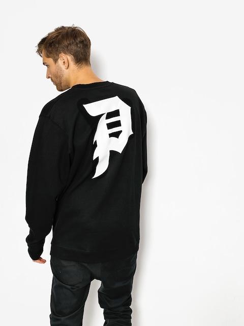 Primitive Sweatshirt Dirty P (black)