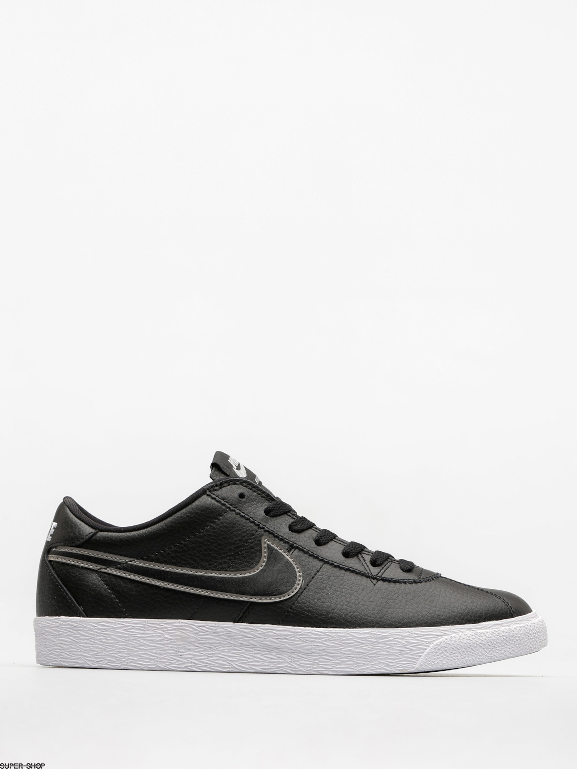 cheap for discount ab311 7d3a1 Nike SB Shoes Zoom Bruin Premium Se (black black mtlc pewter)