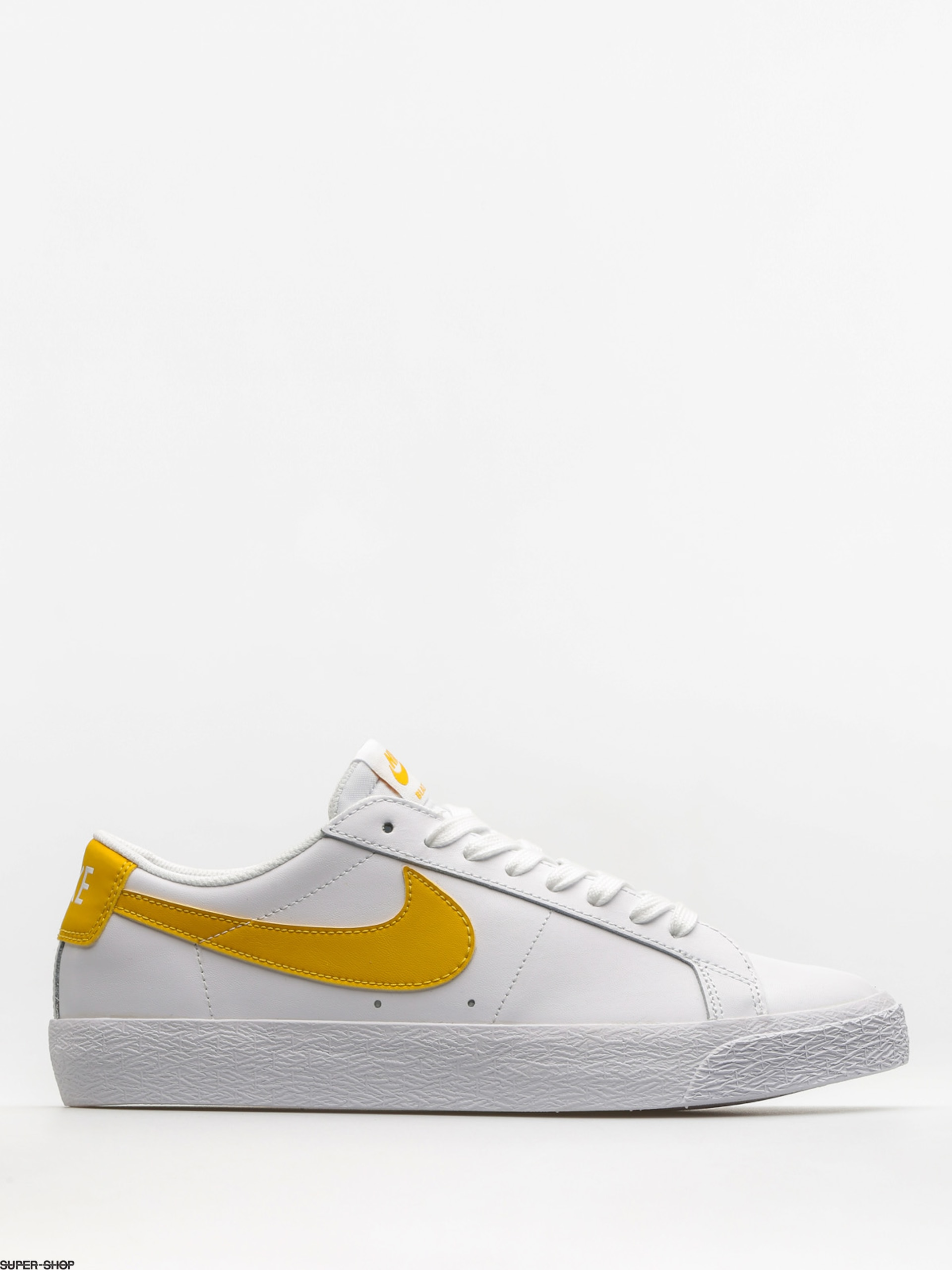124fdca91d49 Nike SB Shoes Zoom Blazer Low (white mineral gold)