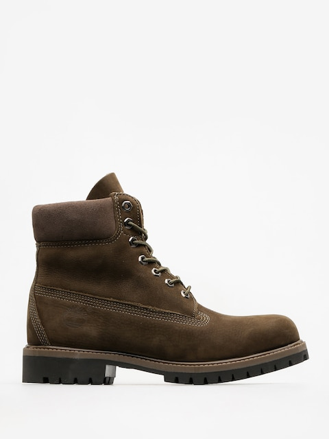 Timberland Shoes 6 Premium (olive nubuck)