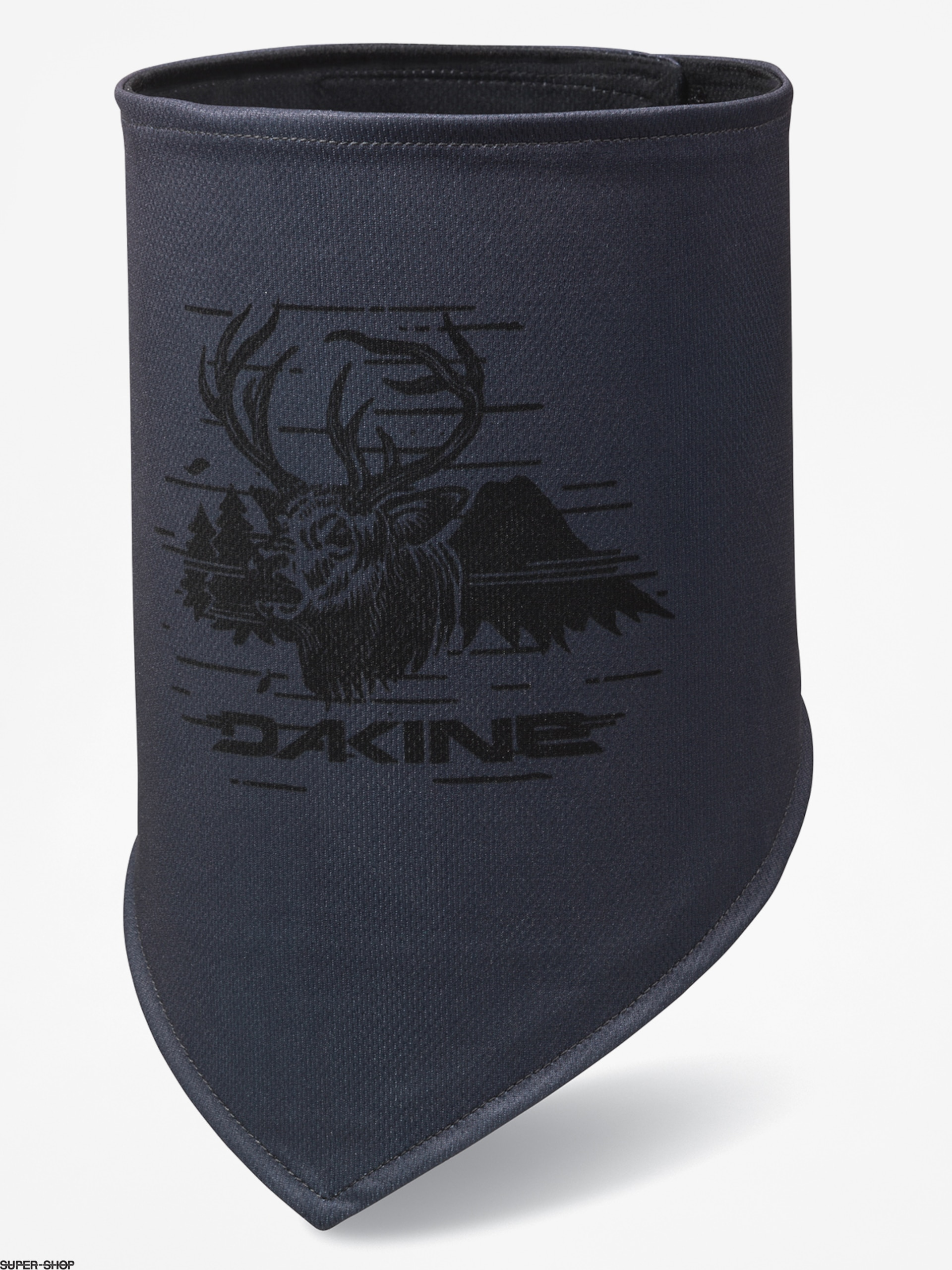 Dakine Neckwarmer Hoodlum Face Mask (charcoal)