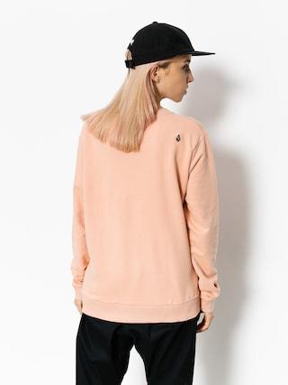 Volcom Sweatshirt Sound Check Wmn (mro)
