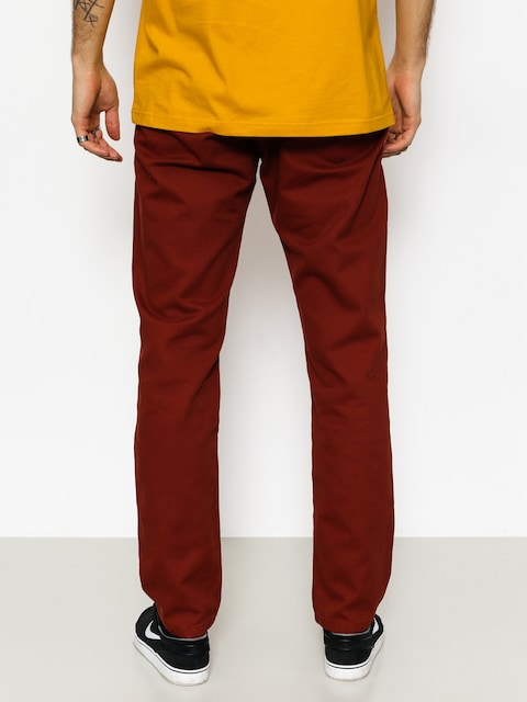 Turbokolor Pants Sunday (burgundy)