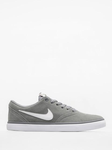 Nike SB Schuhe Check Solar (cool grey/white)
