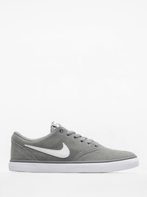 Nike SB Shoes Check Solar (cool grey/white)