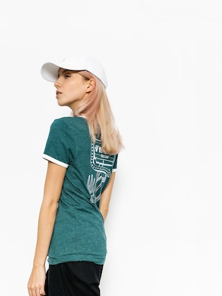 Volcom T-shirt Lets Go Ringer Wmn (mng)