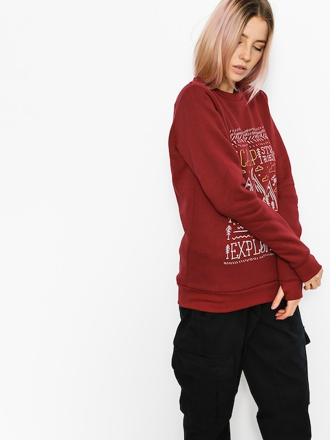 Femi Stories Sweatshirt Explore Wmn (ktp)