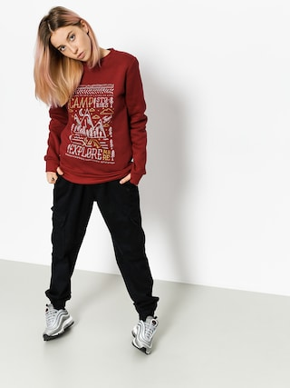 Femi Stories Sweatshirt Explore Wmn (ktp)