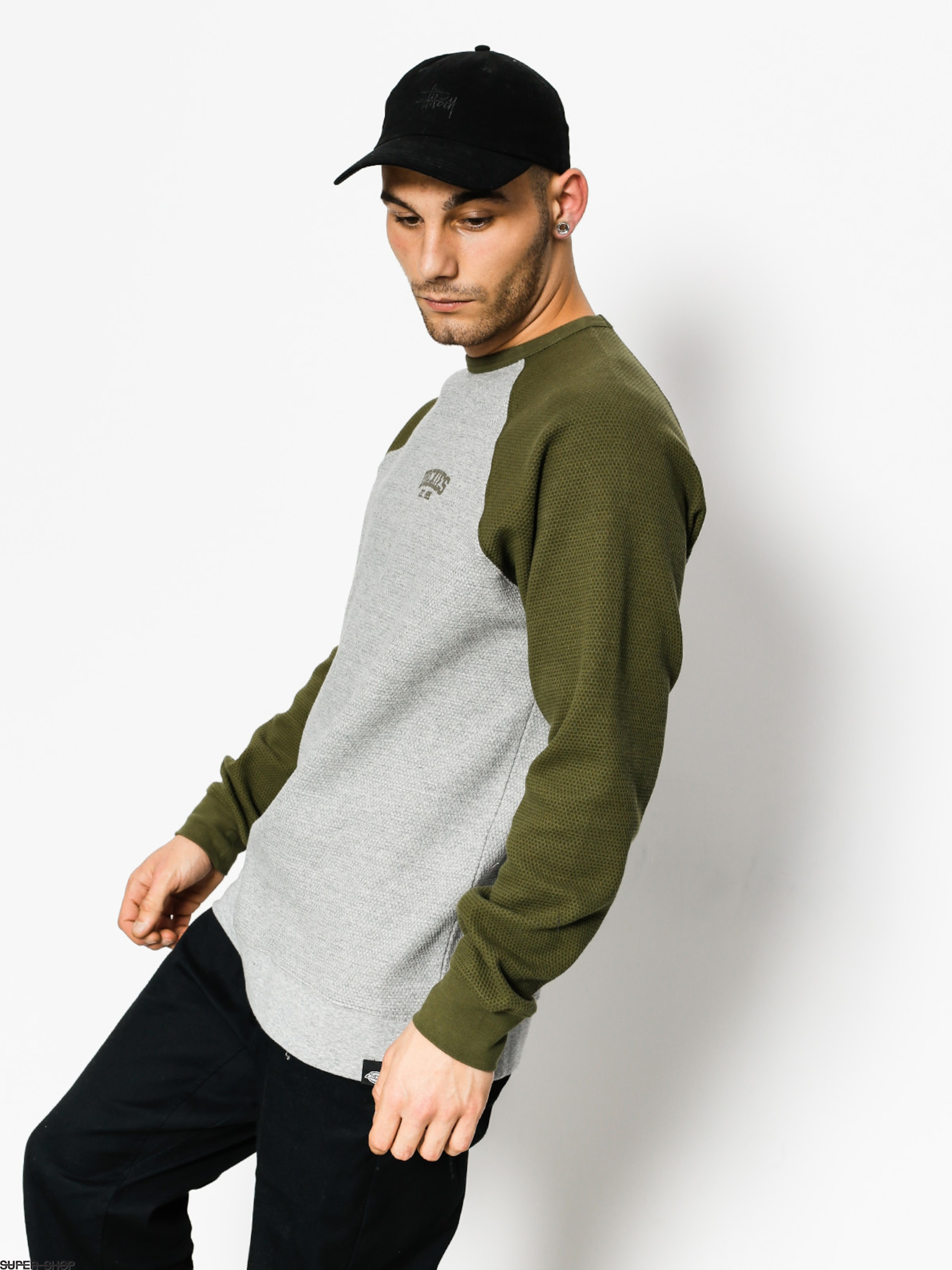 Dickies Hickory Ridge (dark olive) Sweatshirt