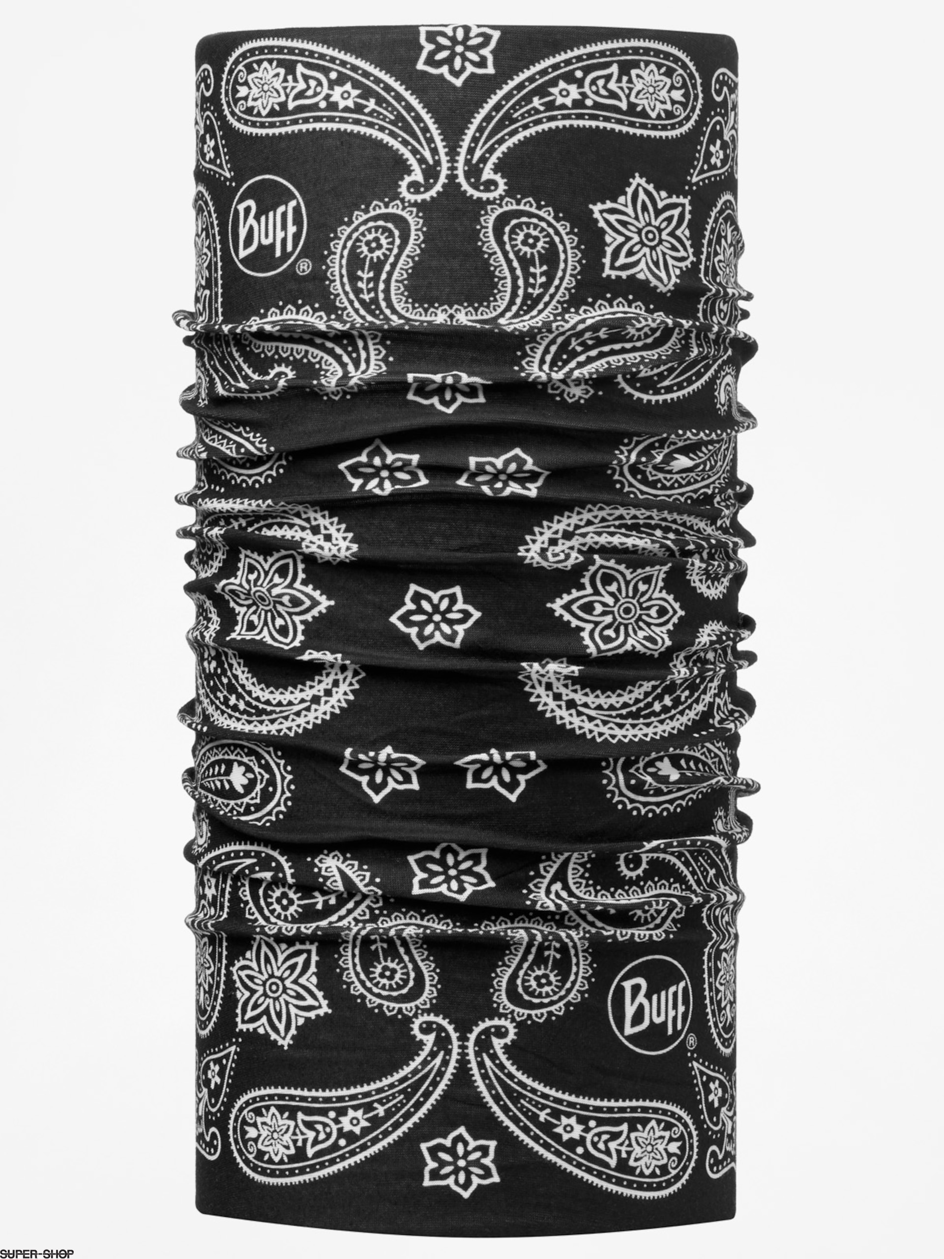 Buff Bandana Original (cashmere black)