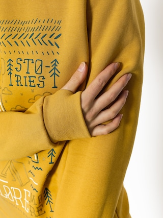 Femi Stories Sweatshirt Explore Wmn (hny)