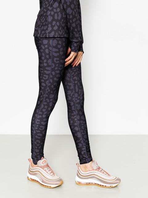Femi Stories Leggins Speed Wmn (blk leo)