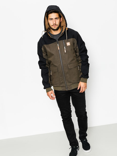 Iriedaily Jacket Dock36 Worker (olive)