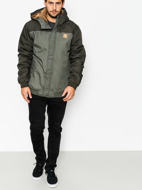 Iriedaily Jacket Eissegler (olive grey)