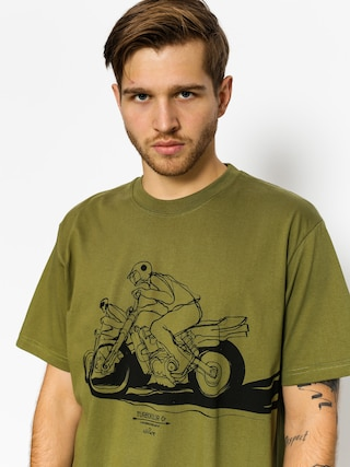 Turbokolor T-shirt Will Barras (bike khaki)