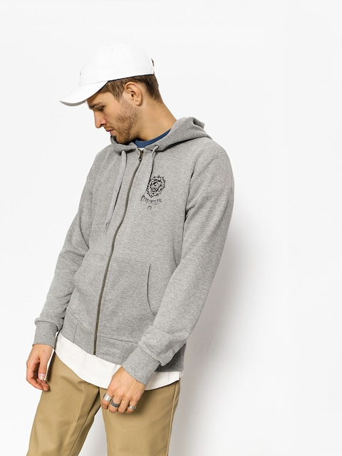 Turbokolor Hoodie Keep On MH HD (grey)