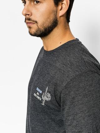 Volcom T-Shirt Mount Vacant Hth (hbk)