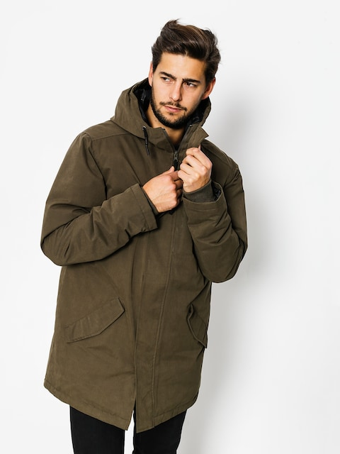 Iriedaily Jacket Nilas Coat (d olive)