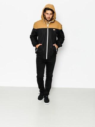 Iriedaily Jacket Insulaner (cara black)