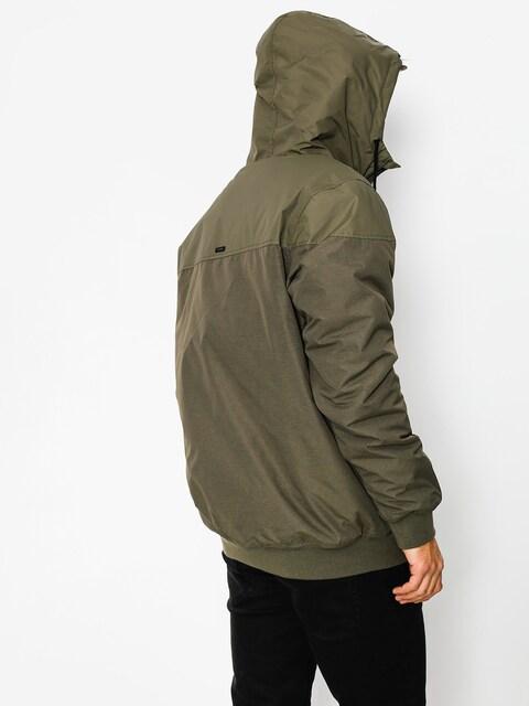 Iriedaily Jacket Insulaner Mel (olive grey)