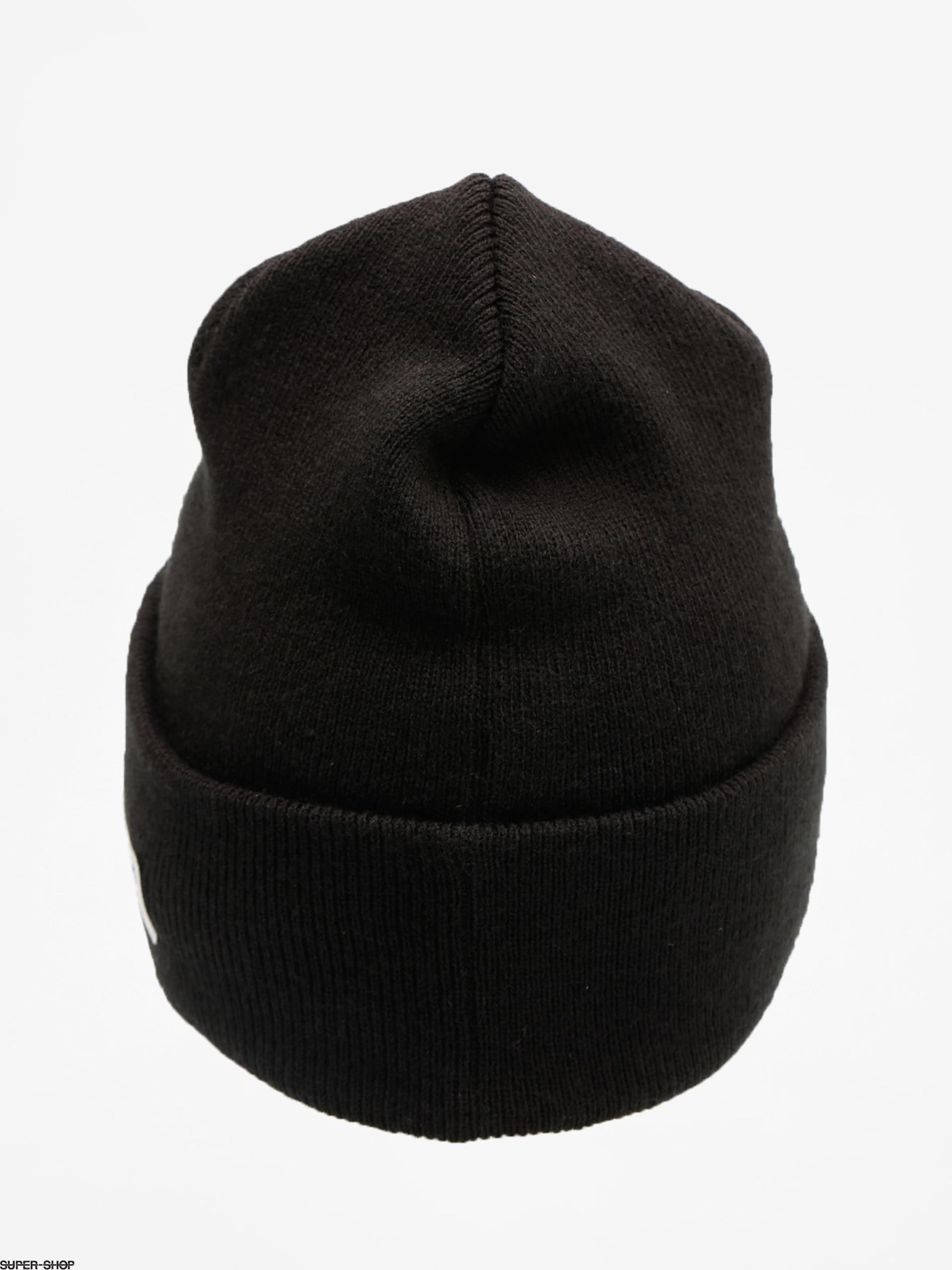 4bbc7ca3aa2dc Mitchell   Ness Beanie Nostalgia Cuff (black)