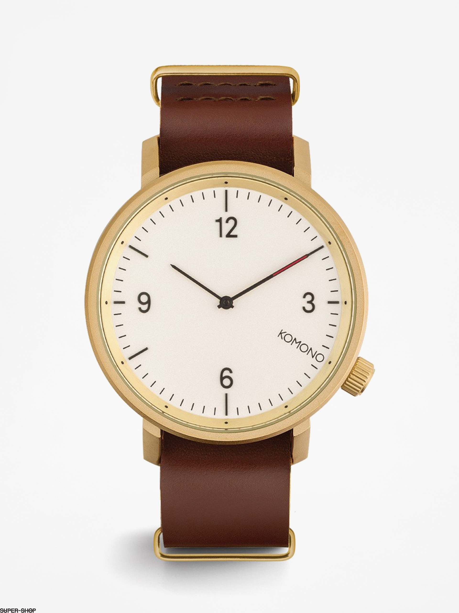Komono Watch Magnus II (saddle brown)