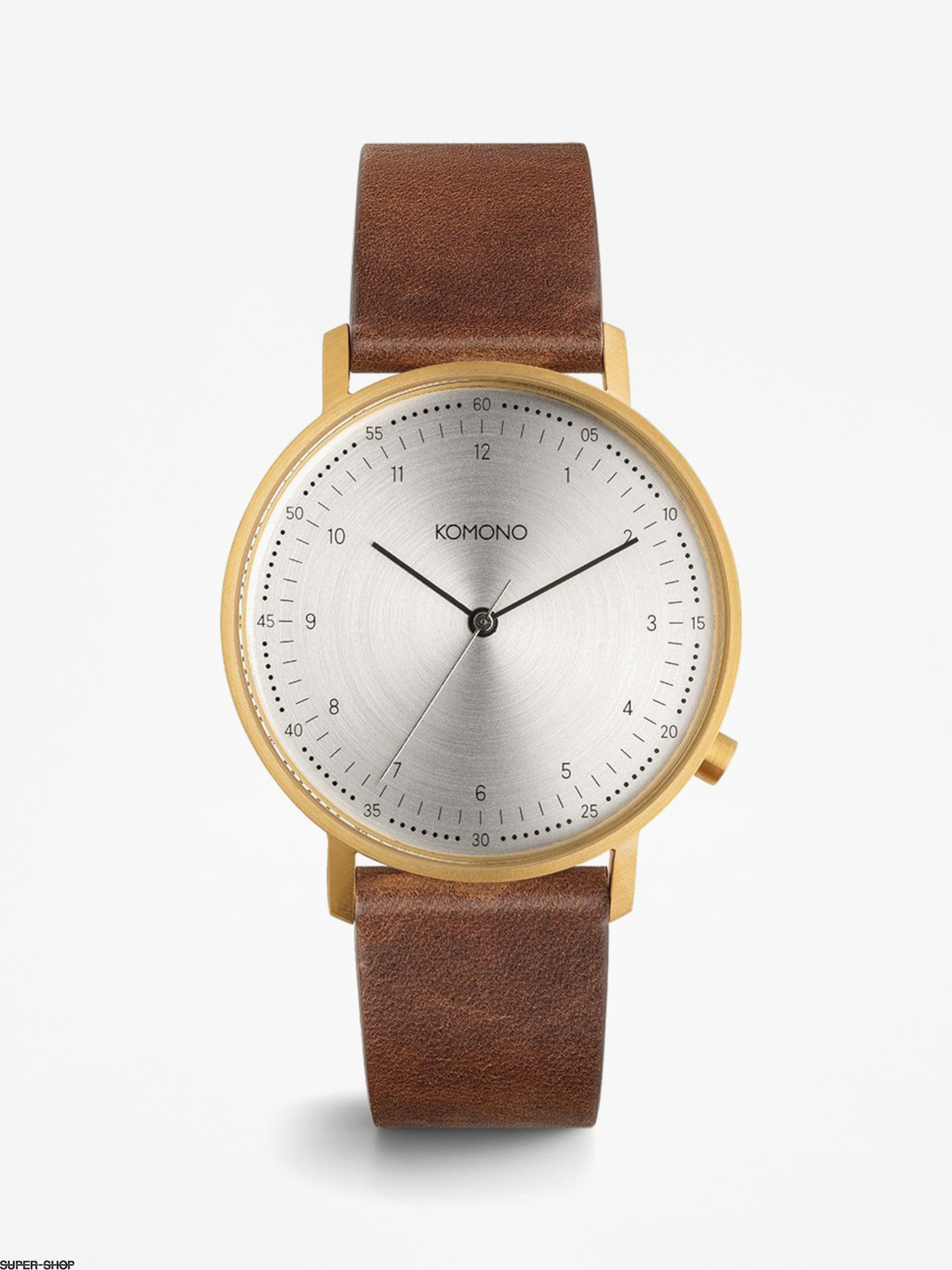 Komono Watch Lewis (saddle brown)