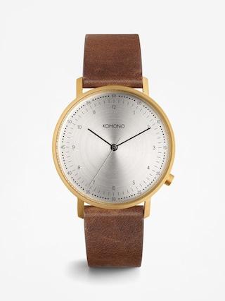 Komono Watch Lewis (saddle brown)