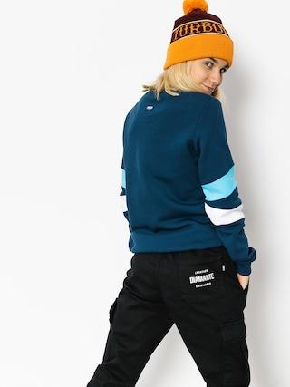 Prosto Sweatshirt Aurora Wmn (navy)