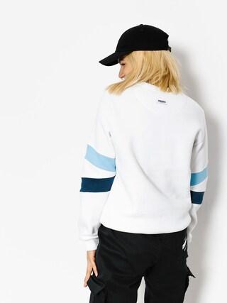 Prosto Sweatshirt Aurora Wmn (white)