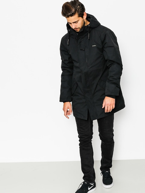 Iriedaily Jacke Nilas Coat (black)