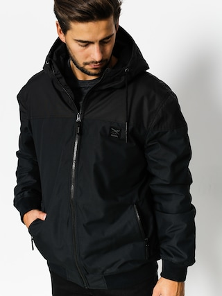 Iriedaily Jacket Insulaner Mel (black mel)
