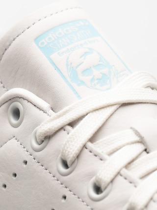 adidas Schuhe Stan Smith Wmn (crywht/crywht/iceblu)